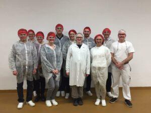 Återblick nätverksträffar mars 2019 - Food Safety Culture 2