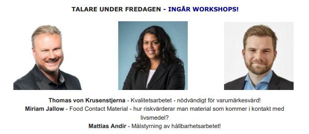 Kvalitet OnLine Storträff 14-15 maj 2020 - 10-årsjubileum! 3