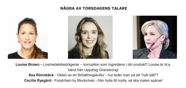 Kvalitet OnLine Storträff 27-28 aug 2020 - 10-årsjubileum! 2