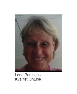 Återblick Onlinemöte den 23 april kl 9.00 Kvalitet OnLine Sverige – alla 5 nätverken på en och samma gång! 1