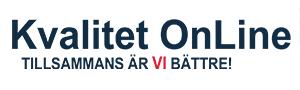 Kvalitet OnLine – nätverket för dig som arbetar professionellt med kvalitets- och verksamhetsutveckling.